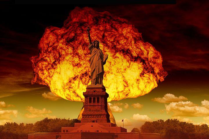 Partei, Politik, USA, Atomwaffen, Außenpolitik, Berlin