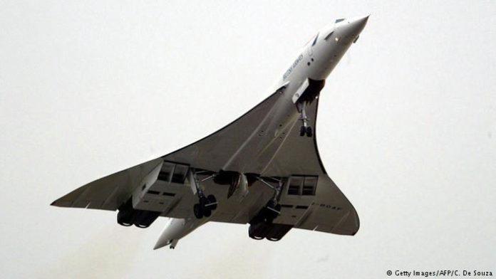 Reise, Tourismus, Concorde,Luftverkehr,Air France,,British Airways,New York