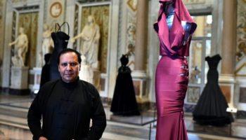 Azzedine Alaïa,Mode,People,News,Pierre Cardin