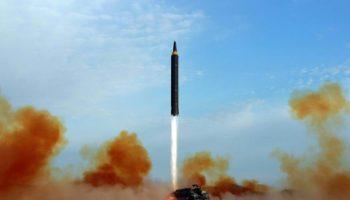 Kim Jong Un News Nordkorea Raketen Raketentest USA