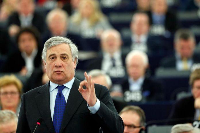 Stiftung, EU, Einladung, Politik, Veranstaltung, Antonio Tajani, Berlin