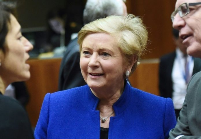 Frances Fitzgerald,Politik,Innenpolitik, Irland,News