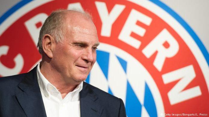 FC Bayern,München,Uli Hoeneß,News, Sport, Fussball, Bundesliga,, Uli Hoeneß, Paris Saint-Germain, Transfermarkt, Jupp Heynckes
