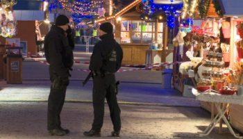 Weihnachtsmarkt,Potsdam,Sprengsatz,News