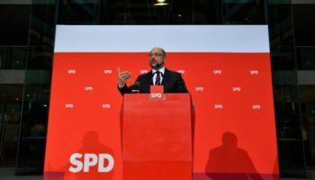 #SPD,#Politik,Berlin,Parteitag ,Koalition,#GroKo,Martin Schulz ,