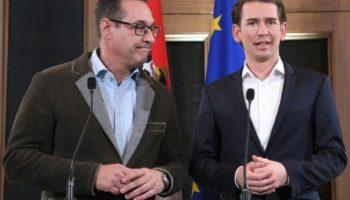 ÖVP , FPÖ,Koalition,Politik,News,Österreich,Sebastian Kurz ,Wien,Heinz-Christian Strache
