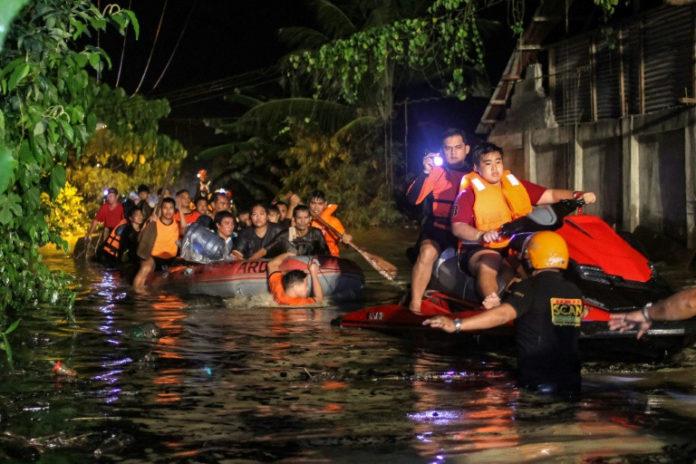Tropensturm,News,Unwetter,Philippinen,Mindanao
