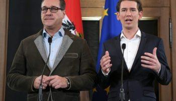 Sebastian Kurz,Politik,News,Österreich,Heinz-Christian Strache