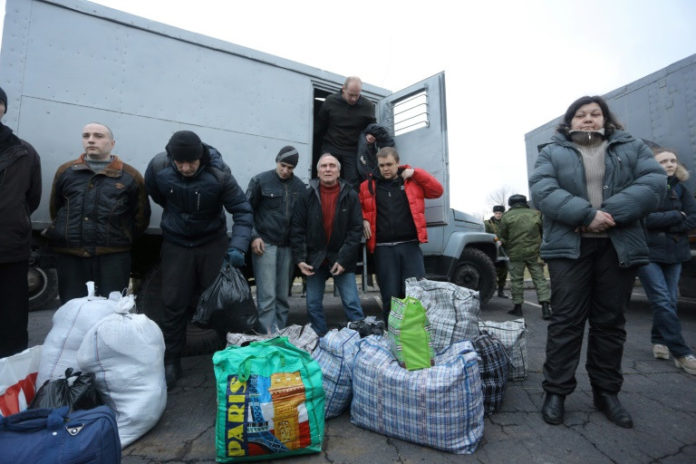 Kiew,News,Gefangene,Angela Merkel ,Politik,Emmanuel Macron