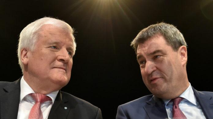 Nürnberg,Politik,Horst Seehofer,Parteitag,CSU