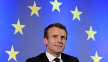 Emmanuel Macron ,Politik,Aachener Karlspreis 2018, Sigmar Gabriel,Deutschland,Europa