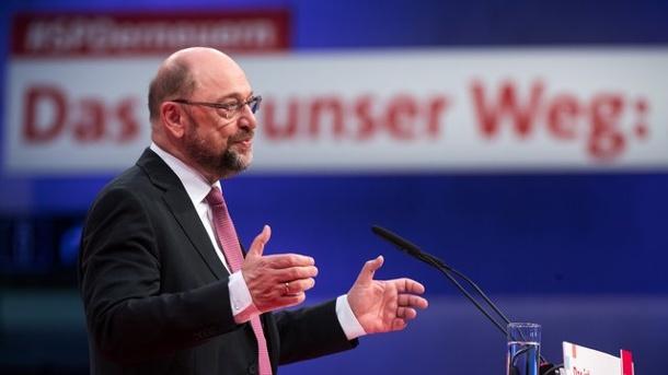 Nachrichten, Parteien, SPD, Deutschland ,CityCube,Berlin,SPD,Lars Klingbeil ,Martin Schulz