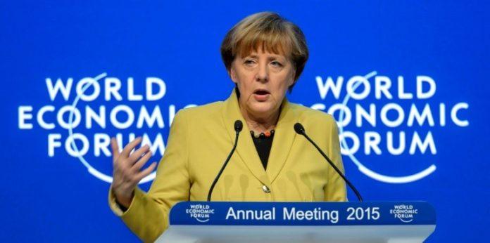 Davos,Politik,News,Angela Merkel,CDU,Präsident ,Emmanuel Macron ,Elysée-Palast