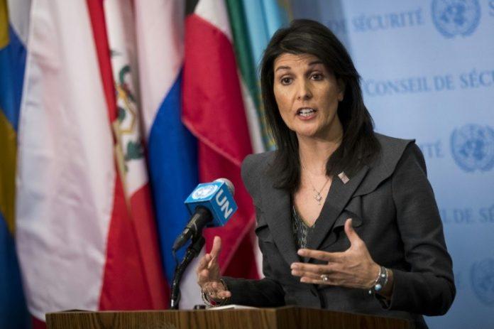USA,Russland,News,Außenpolitik,Nikki Haley,Washington