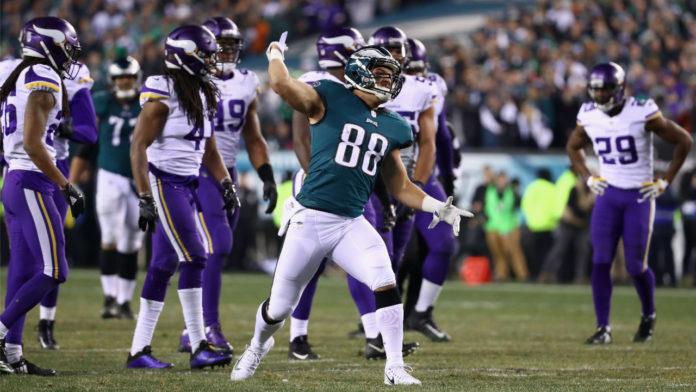 Nick Foles,Super Bowl 2018,Sport,News,Minneapolis,Philadelphia Eagles