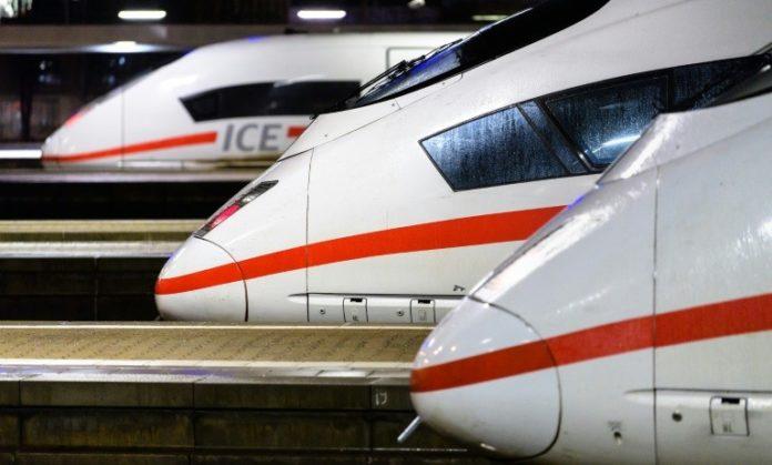 Deutsche Bahn ,Friederike,Unwetter,News,