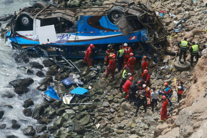 Peru,News,Lima,Unglück,Tod