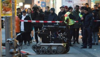 Berlin,News,Sprengstoffroboter ,Potsdam