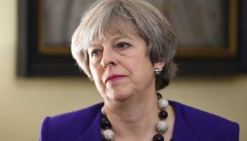 Theresa May ,News,Politik,Ausland,Nachrichten,Großbritannien, Xi Jinping,Shanghai