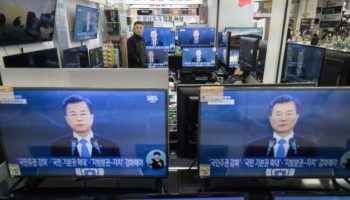 Südkorea,Nordkorea,Moon Jae In ,News,Atomwaffen