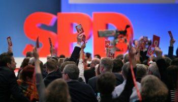 Sonderparteitag ,Partein,Union,SPD,CDU,CSU,Politik,News