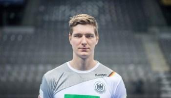 Sport, Handball, Männer, EM, 2018, Deutschland, Kroatien, Europa,Finn Lemke,Neu-Ulm,News,Fabian Wiede,Rune Dahmke