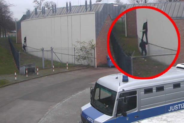 Berlin,Kriminalität, News,JVA,Polizei