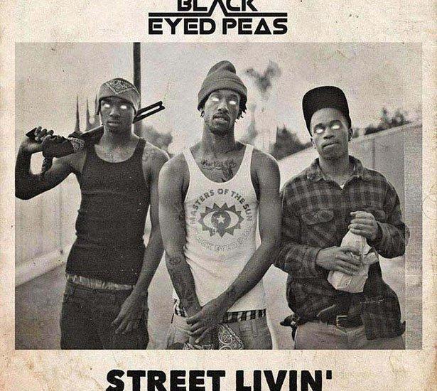 Black Eyed Peas,Musik,News,People,Video,Street Livin,