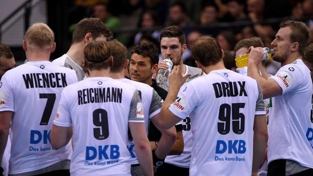 Sport, Handball, Länderspiel, Männer, EM, 2018, Deutschland, Island