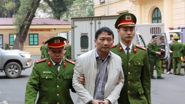 Regierung ,News,Politik,Ausland,Hanoi,Trinh Xuan Thanh