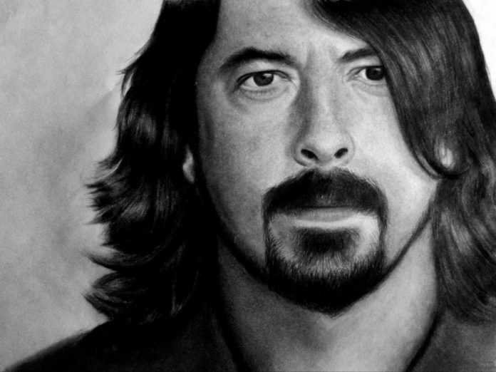 Foo Fighters, People, Celebrities, Dave Grohl, Interview, Panorama, München