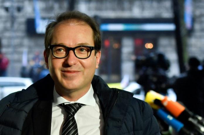 Alexander Dobrindt,News,Politik,Martin Schulz,CSU,SPD,Berlin