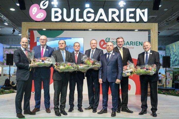 Lebensmittel, Medien, EU, Auszeichnung, Tierhaltung, Handel, Messen, Bulgarien, Wirtschaft, Agrar, Berlin