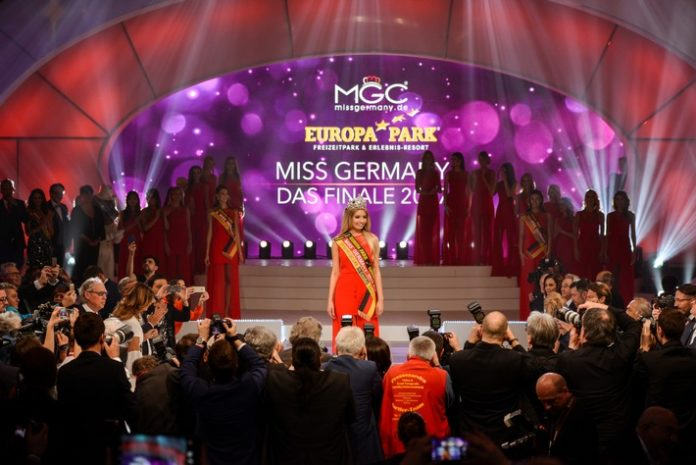 Mandy Grace Capristo, Panorama, Miss Germany-Wahl, Fuerteventura, Unterhaltung, Bild, Boot-Camp, People, Celebrities, Rust