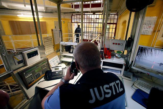Haftanstalt,Berlin,JVA- Tegel,News,Gefängnis,Häftling,Sebastian Brux