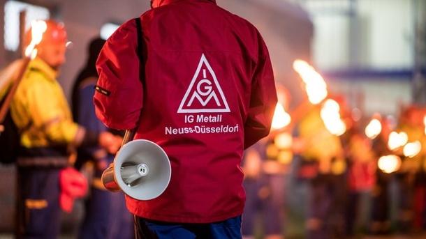 Nachrichten, Tarife, Metallindustrie, Nordrhein-Westfalen, IG Metall,News,Düsseldorf
