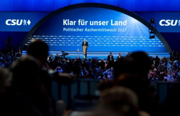 #Aschermittwoch,Berlin,Politik,News,CDU,Passau,Horst Seehofer