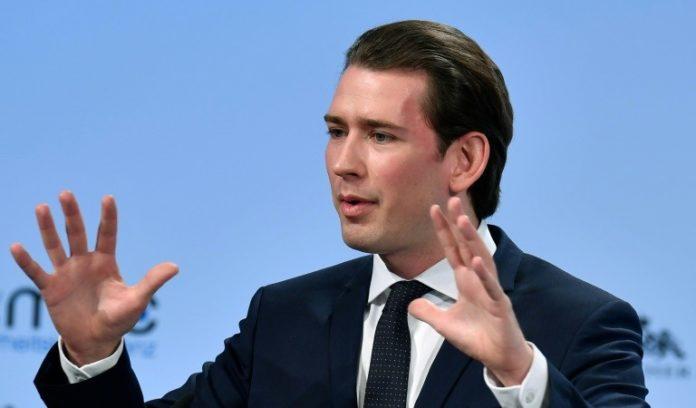 Sebastian Kurz,Politik,News,#Sicherheitskonferenz ,München,Österreich