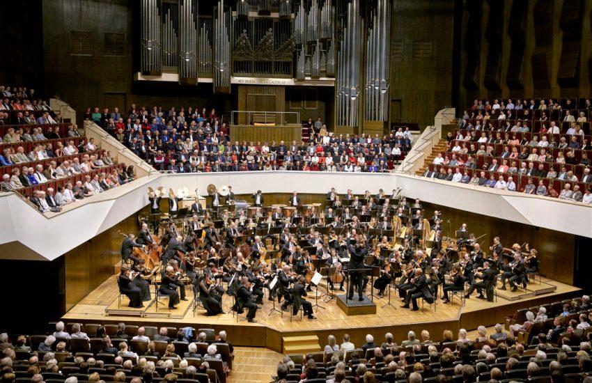Kultur,Lifestyle, Tourismus,Reisen,Gewandhaus,Leipzig,News,Riccardo Chailly