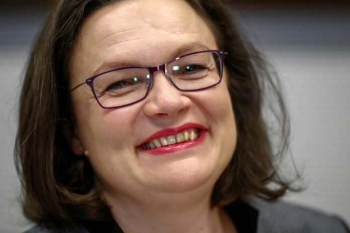 SPD,Politik,Berlin,News,Andrea Nahles,