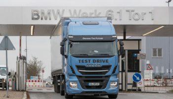 Regensburg, BMW Group,News,Steyr,Steyr,LKW,Auto/Verkehr
