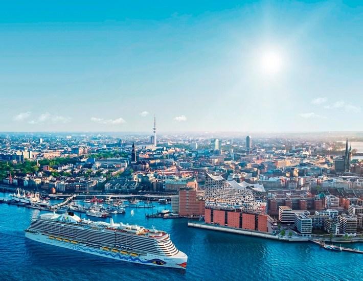 Freizeit, AIDAnova, Verbraucher, Tourismus, Jungfernfahrt, Bild, Panorama, Vor-Premiere, Tourismus / Urlaub, #Schifffahrt #Kreuzfahrt, Rostock