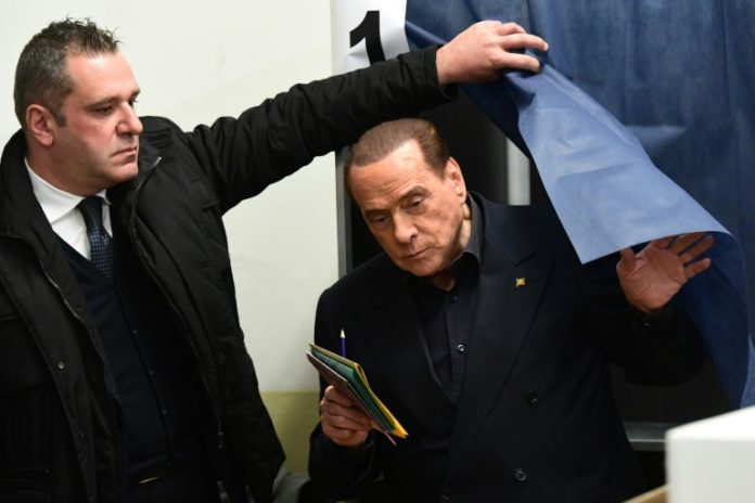 Italien,Politik,News, Silvio Berlusconi ,Michele Martina,Rom