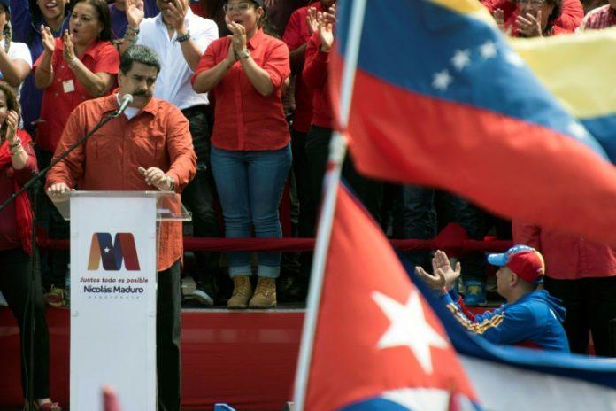 Venezuela,Außenpolitik,News,Tibisay Lucena,, Nicolás Maduro