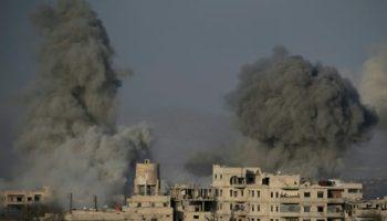 Syrien,Ost-Ghuta,Regierungstruppen ,News,Damaskus