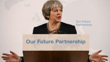 Theresa May ,Politik,Brexit, London,News
