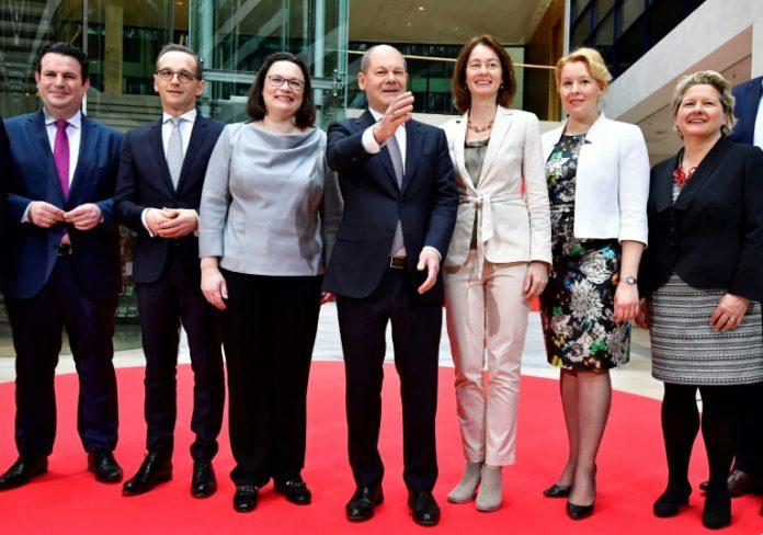 SPD,Politik,News,Berlin,#GroKo,Olaf Scholz