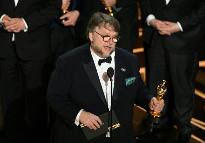 Oscar,Auszeichnung,,Das Flüstern des Wassers, Guillermo del Toro,Film,Bild,Hollywood