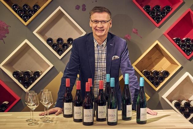 Bild, Wein, Celebrities, Handel, Video, People, Lifestyle, Verbraucher, Getränke, Günther Jauch, Essen / Mülheim an der Ruhr
