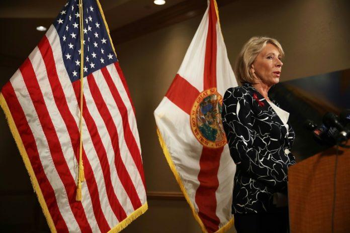 USA, Betsy DeVos ,Bildung,News, Sicherheit